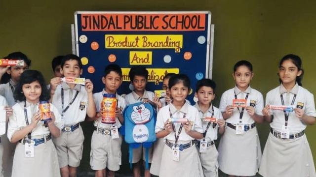 Jindal Public School, Dayanand Nagar1