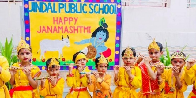 Jindal Public School, Dayanand Nagar0