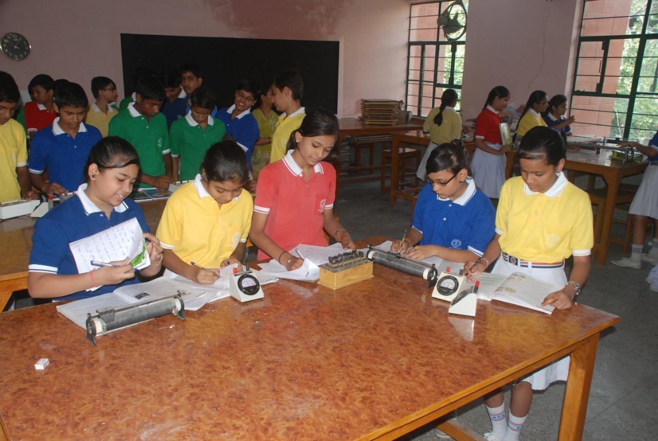 Angels Public  School, Vasundhra Enclave0