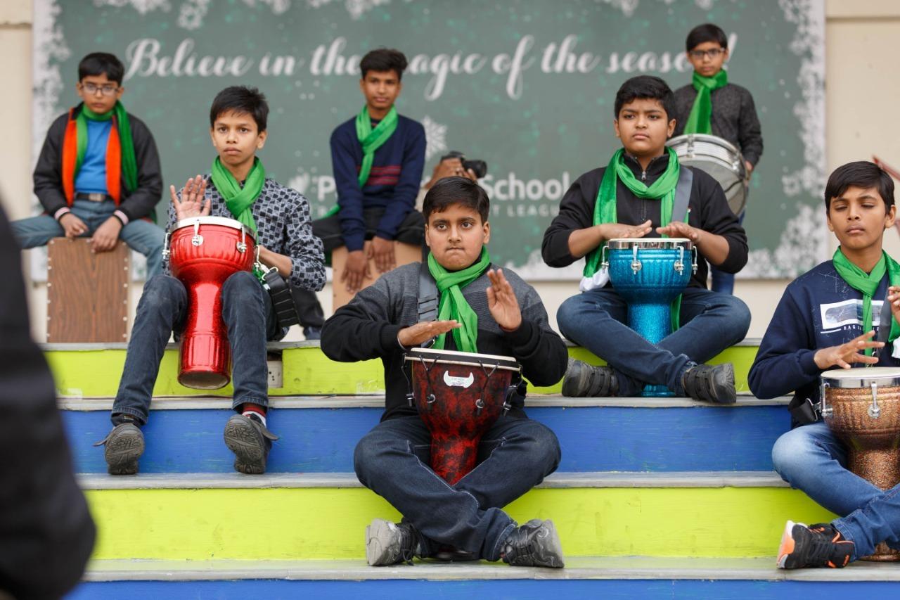 Parevartan School, Ghaziabad Raj Nagar Extension Ghaziabad