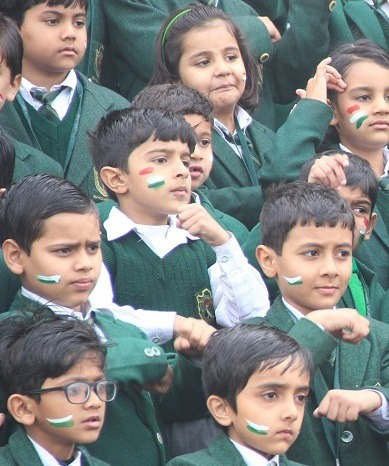 Delhi Public School, DLF City2