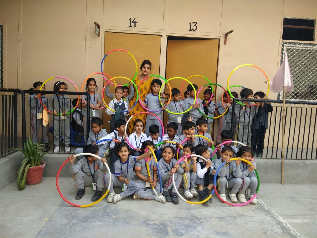 Evergreen Public School1