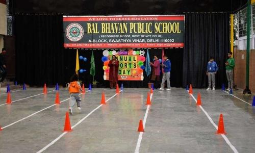 Bal Bhavan Public School, Swasthya Vihar1