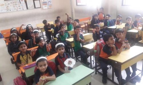 Bharati Vidyapeeth English Medium High School2