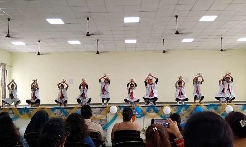 Carmel Convent School, Fatehpur Taga2