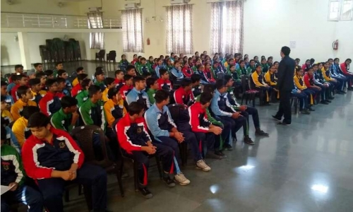 Carmel Convent School, Fatehpur Taga1