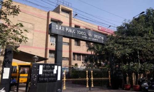 DAV Public School, Anand Vihar2