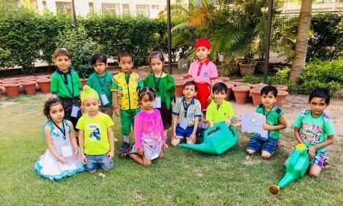Guru Harkrishan Public School, Karol Bagh0