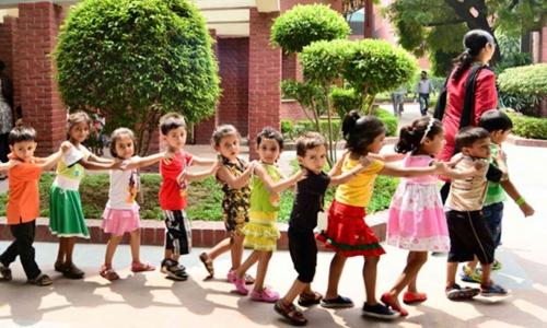 Gyan Bharati School0