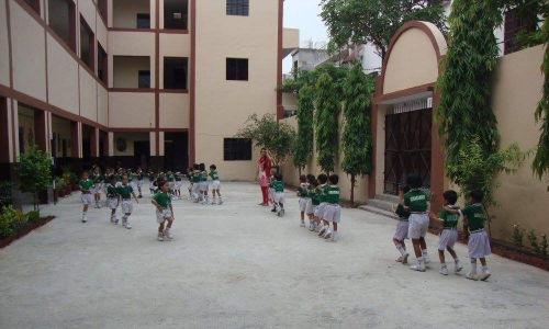 Jesus Grace Modern School2