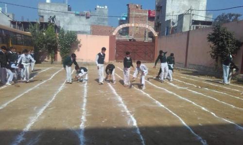 Jesus Grace Modern School1