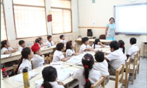 Maxfort School, Dwarka0