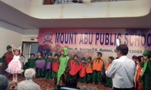 Mount Abu Public School,Sector-18 Rohini2