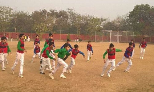 Ryan International School,Vasant Kunj2