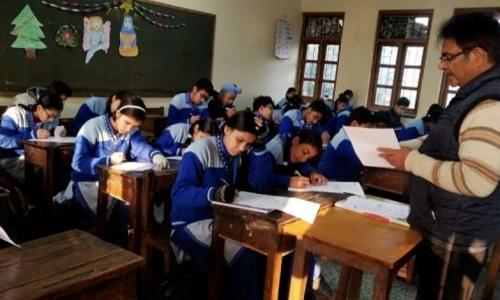 Saraswati Bal Mandir Secondary School, Pahar Ganj1