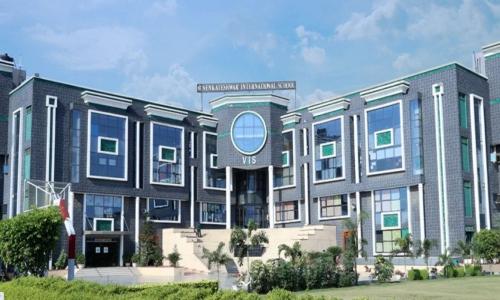 Sri Venkateshwar International School2