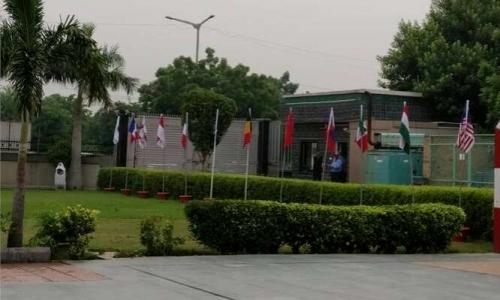 Sri Venkateshwar International School0
