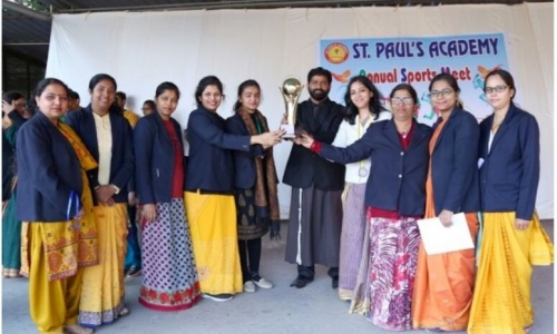 St. Paul's Academy NH 24 Highway Delhi Road Ghaziabad