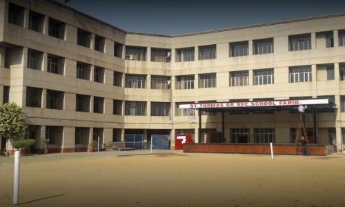 St. Thomas Senior Secondary School1