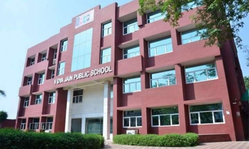 Vidya Jain Public School, Rohini2