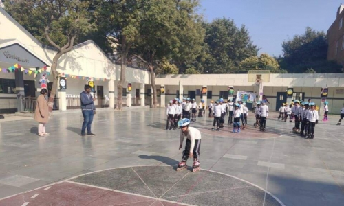 Vishal Bharti Public School1