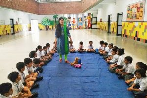 Seth Anandram Jaipuria School Bulandshehar Road Ghaziabad