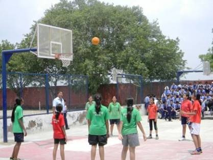 Ganga International School0