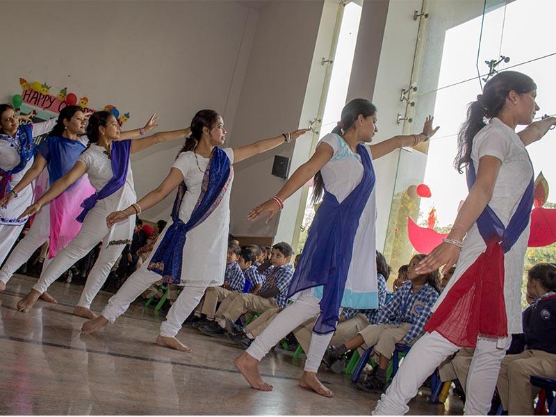 Greater Noida World School0
