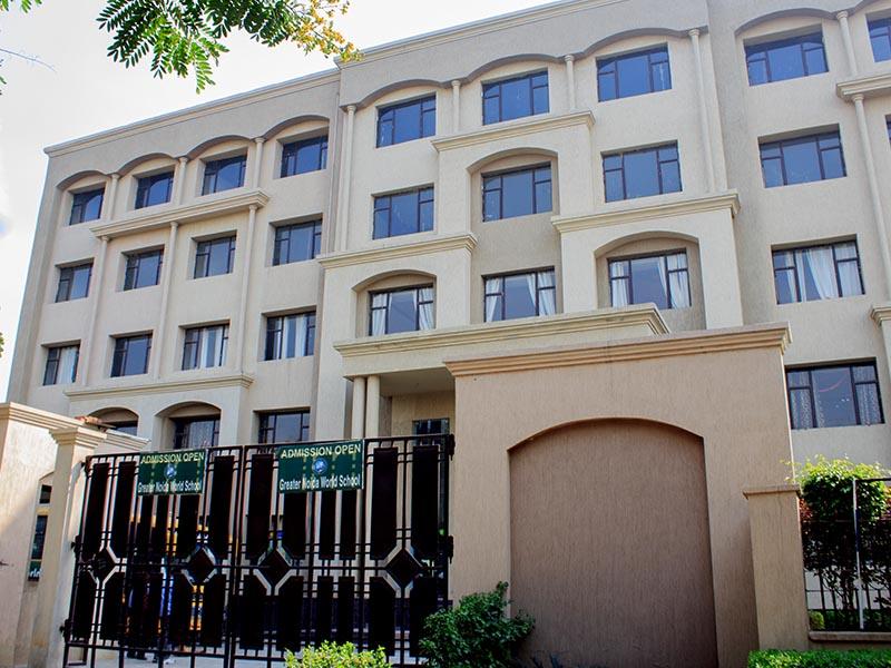Greater Noida World School1