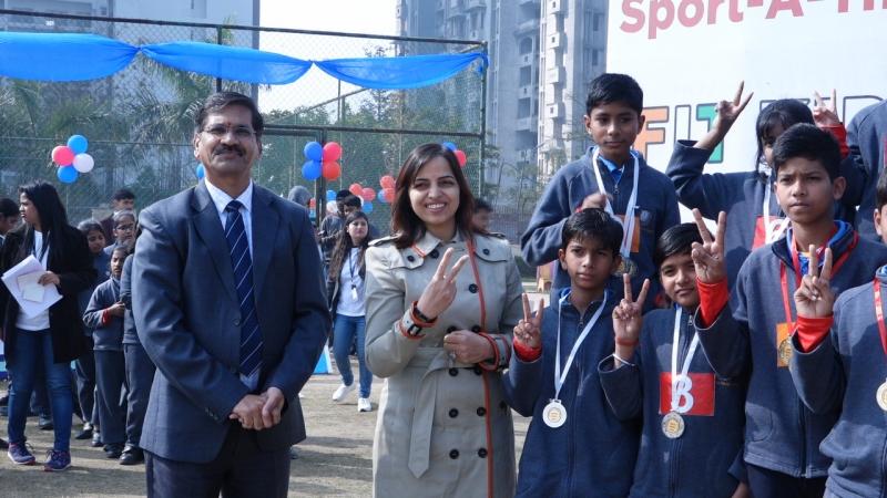 Kaushalya World School, Greater Noida0