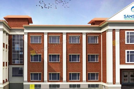 Sanskar The Co-Educational School Hapur2