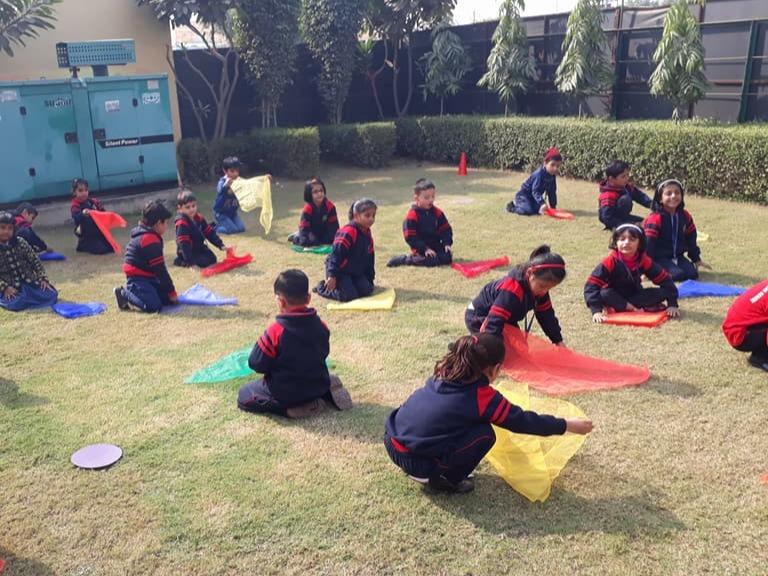 Bharat International Public School2