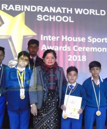 Rabindranath World School1