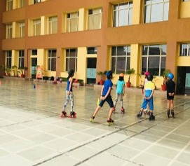 GD Goenka Public School,Rohini sector-90