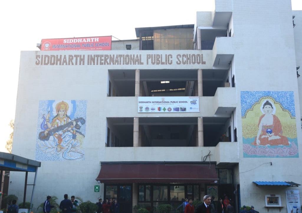 Siddharth International Public School, Dilshad Garden Dilshad Garden East Delhi