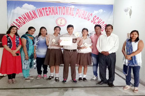 Vardhman International Public School, Faridabad1
