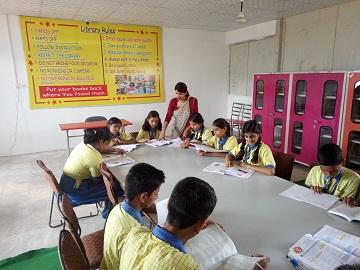 Manav Sanskar Public School, Faridabad2
