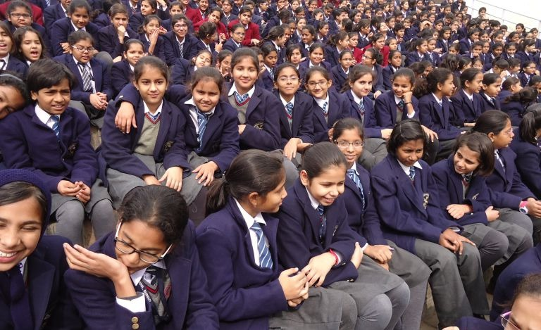 Modern Public School Bhiwadi Adharshila0