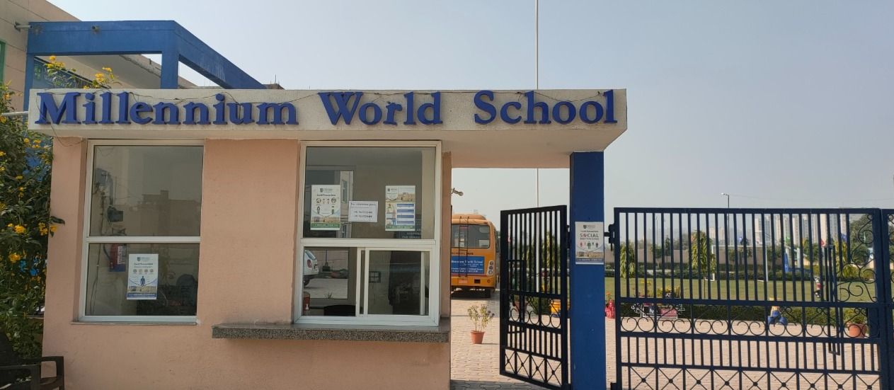 Millennium World School, Faridabad Sector 85 Faridabad