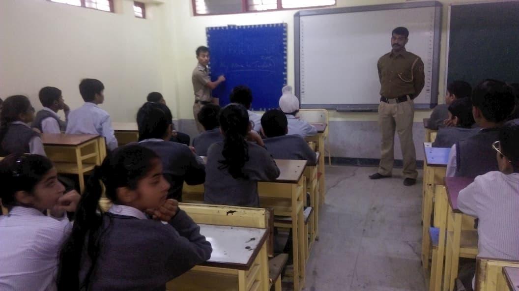 Rishabh Public School1