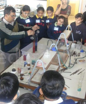 The Shri Ram school - Moulsari0
