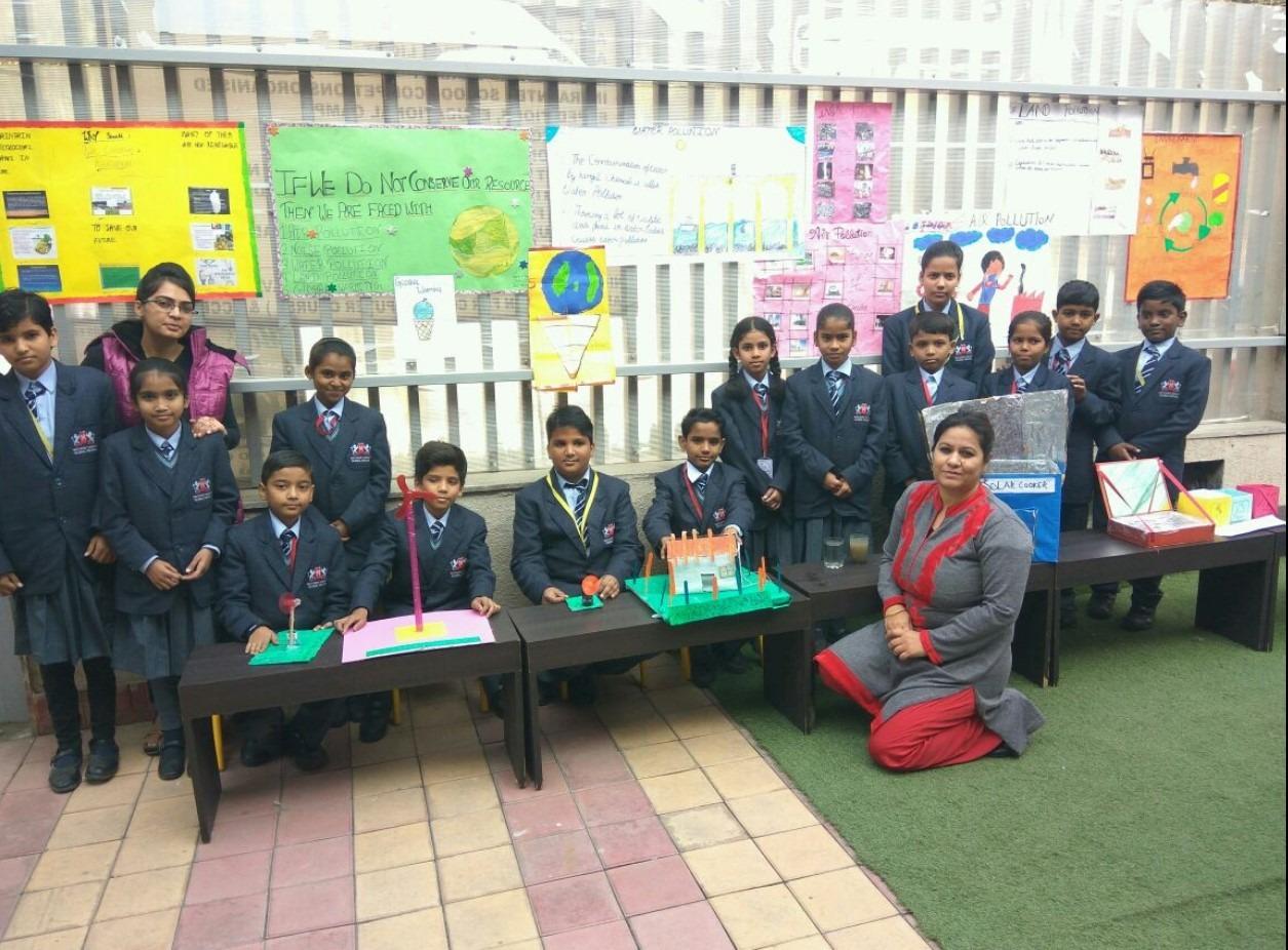 Mothers' Mount Global School, Vikaspuri0