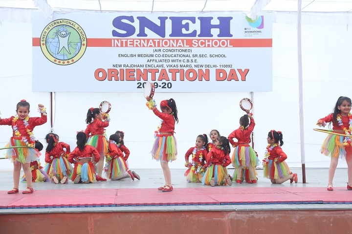 SNEH International School1