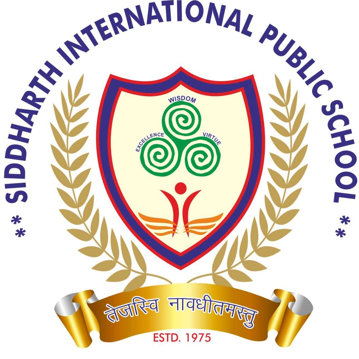 Siddharth International Public School, Main Wazirabad Road