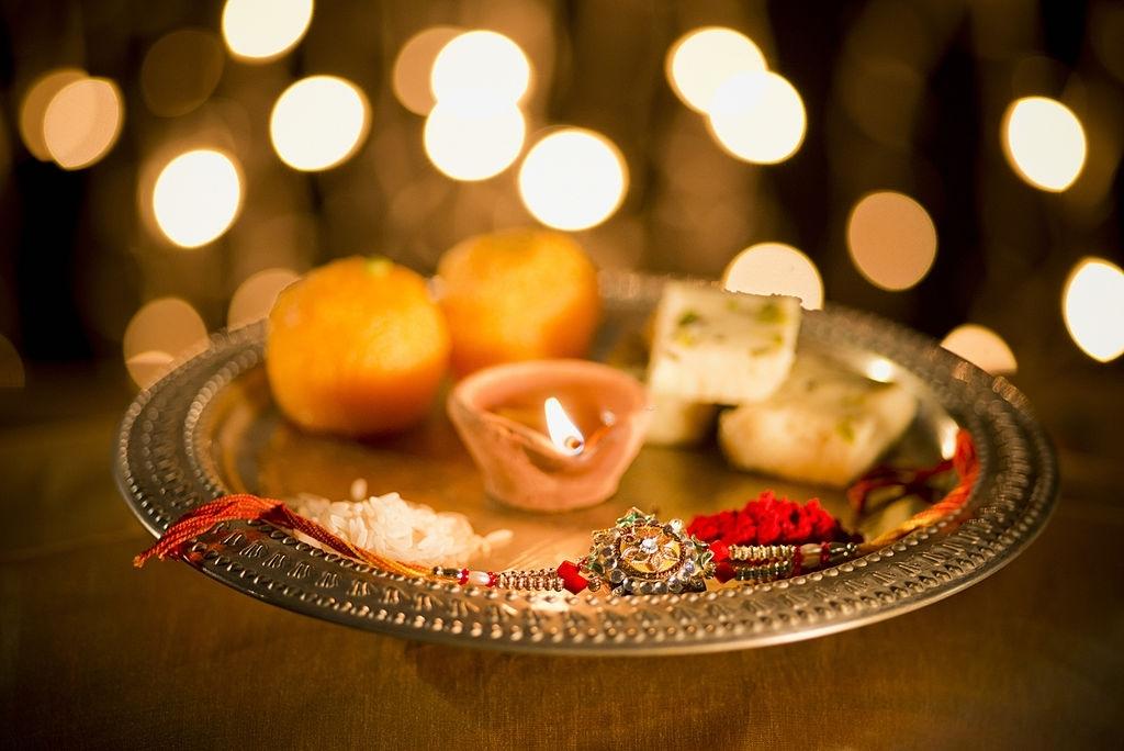 Traditional Raksha Bandhan