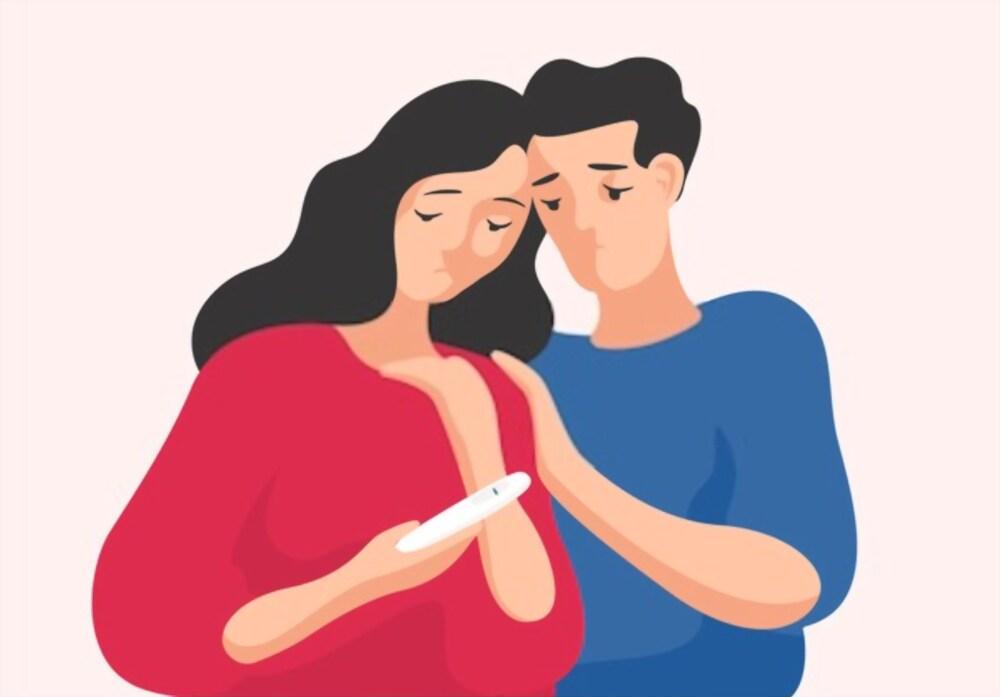 Couples facing infertility