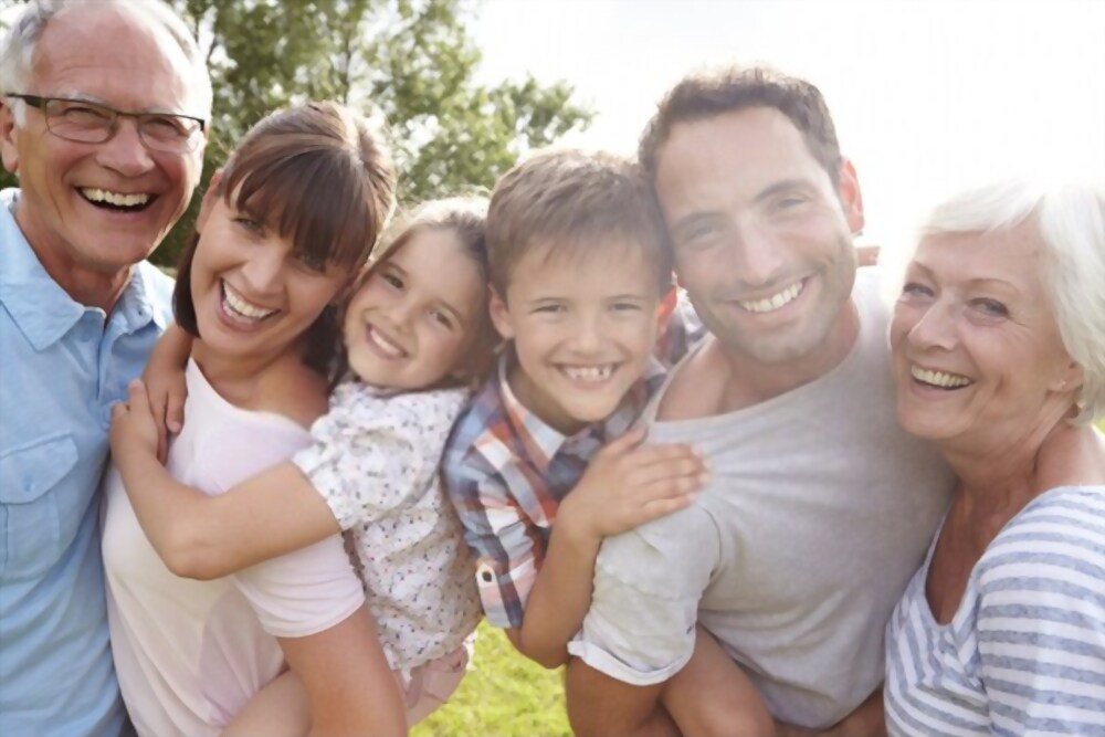 Bridge the generation gap in family
