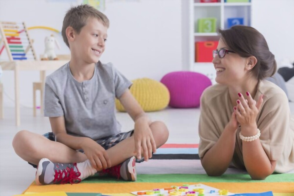 Role of parents with autistic children