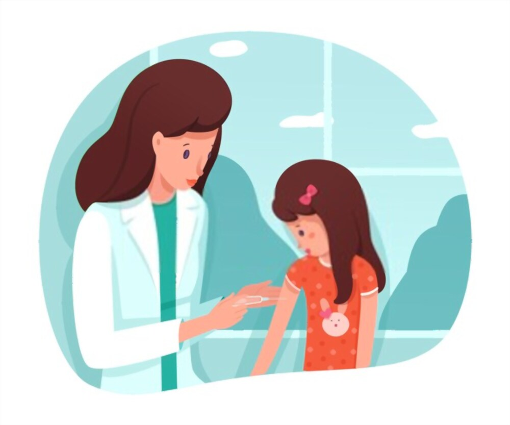 Vaccination for chickenpox