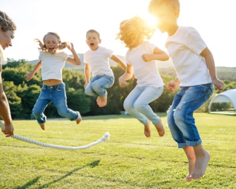 Physical activities for your kids